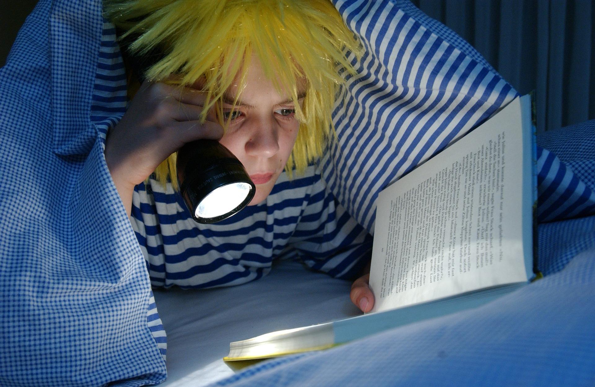 Ayuda a tus hijos con la lectura