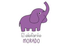 elefante-morado