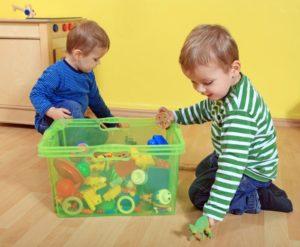 juego tradicional de niños pequeños