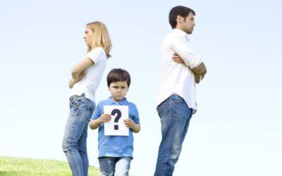 Los 4 errores más frecuentes que cometen los padres al separarse