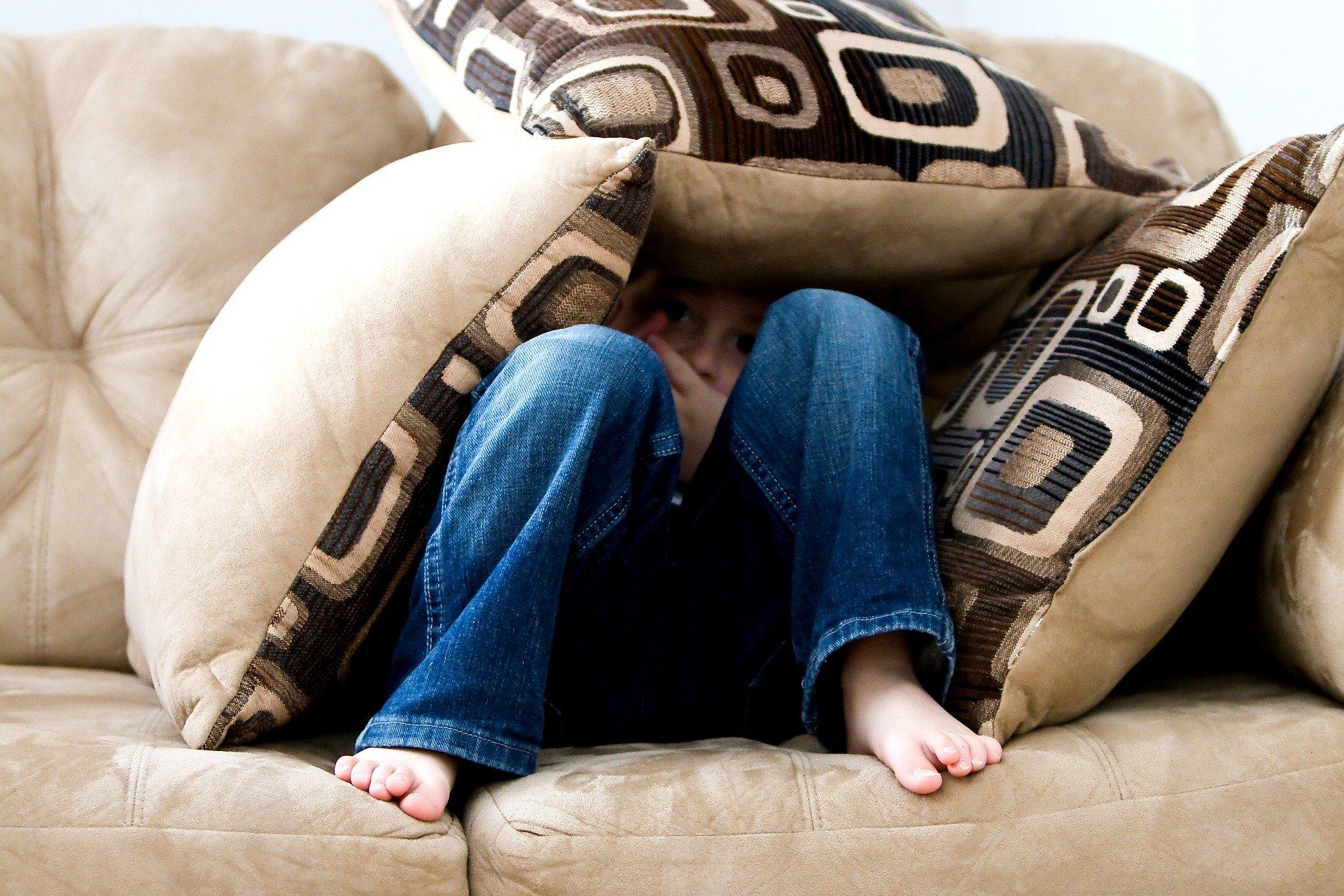 Como gestionan los niños los miedos